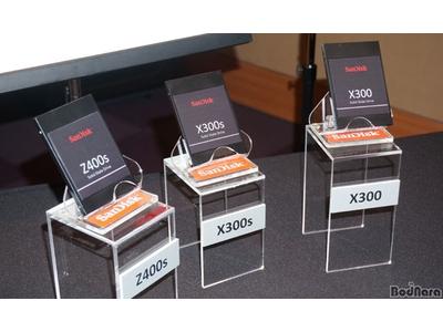 Sandisk ra mắt ổ cứng SSD tốc độ siêu nhanh với giá tương đương HDD