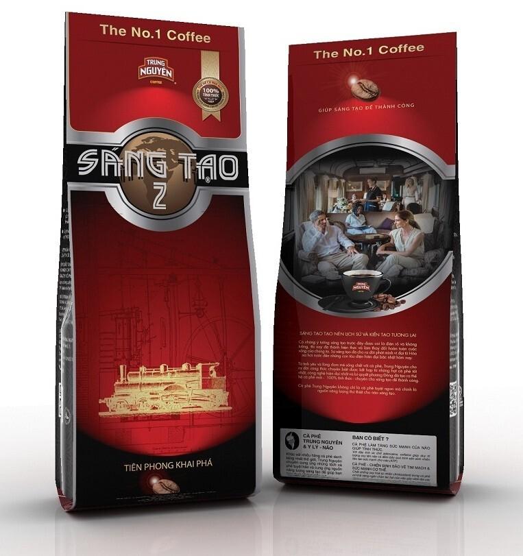 Cà phê sáng tạo 2 Trung Nguyên( 340gr)