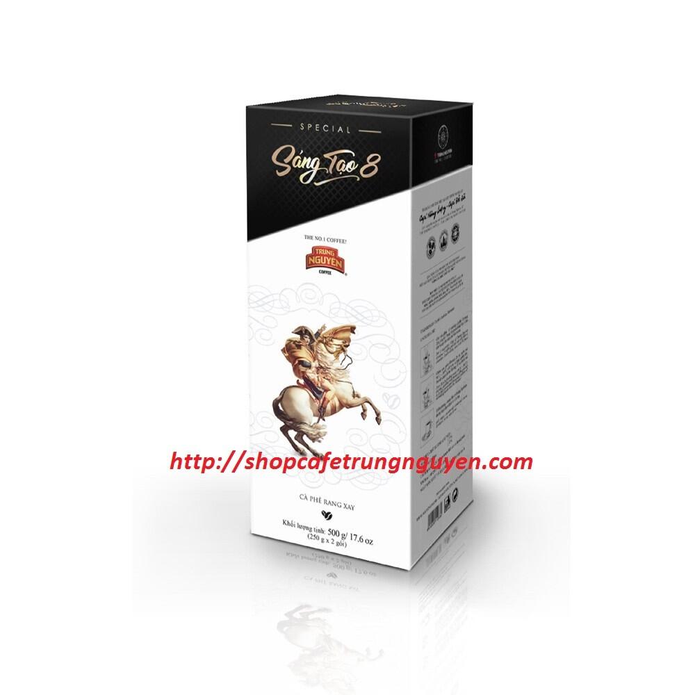 Cà phê Sáng tạo 8 hộp 500 gram