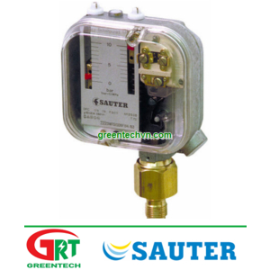 Sauter DFC | Công tắc áp suất Sauter DFC | Gase pressure switch Sauter DFC| Sauter Vietnam