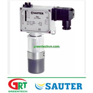 Sauter DSD | Công tắc chênh áp suất Sauter DSD | Diff. pressure switch Sauter DSD| Sauter Vietnam