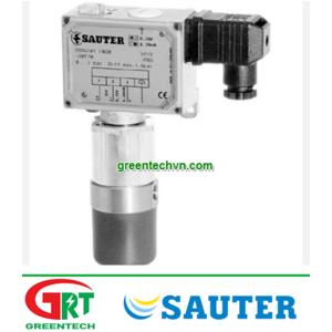 Sauter DSDU | Cảm biến chênh áp suất Sauter DSDU | Diff. pressure transducer DSDU | Sauter Vietnam
