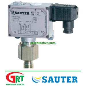 Sauter DSU | Cảm biến áp suất Sauter DSU | pressure transducer | Sauter Vietnam