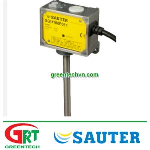 Sauter SGU100 | Cảm biến nhiệt độ SGU100 | Temperature transmitter Sauter SGU100 | Sauter Vietnam