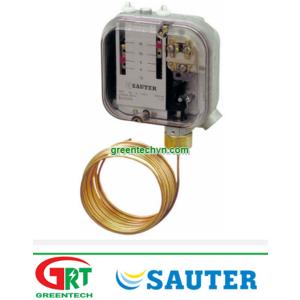 Sauter TFC7B12 | Bộ điều khiển nhiệt độ TFC7 | Remote sensing thermostat TFC7B12 | Sauter Vietnam