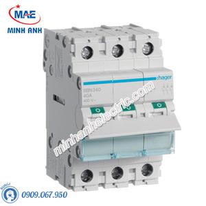 Cầu dao cách ly Hager (isolator) - Model SBN340