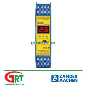 SCB | Safety Timer | SCB up to 99 sec | Bộ định thời gian an toàn | Zander Vietnam