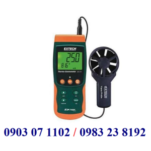 Máy đo tốc độ gió Model:SDL310