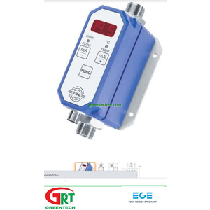SDN 552 series |Đồng hồ đo lưu lượng khối lượng nhiệt Sê-ri SDN 552 | EGE Việt Nam