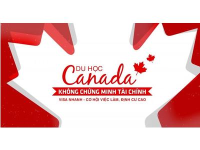 SDS – DU HỌC CANADA MIỄN CHỨNG MINH TÀI CHÍNH