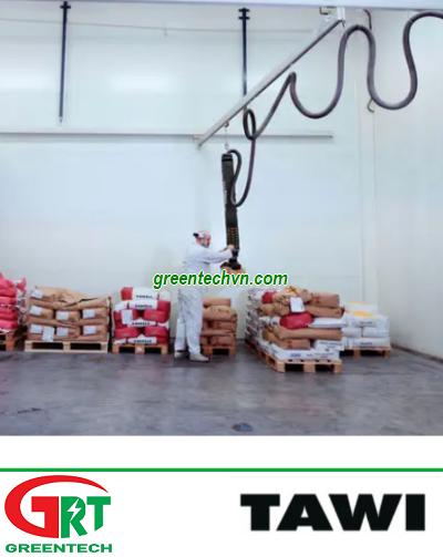 Sack vacuum tube lifter | Bao nâng ống chân không | Tawi Việt Nam