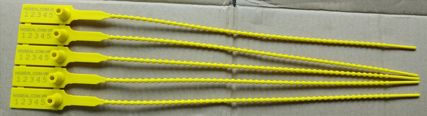 Seal dây rút đốt tròn 41cm