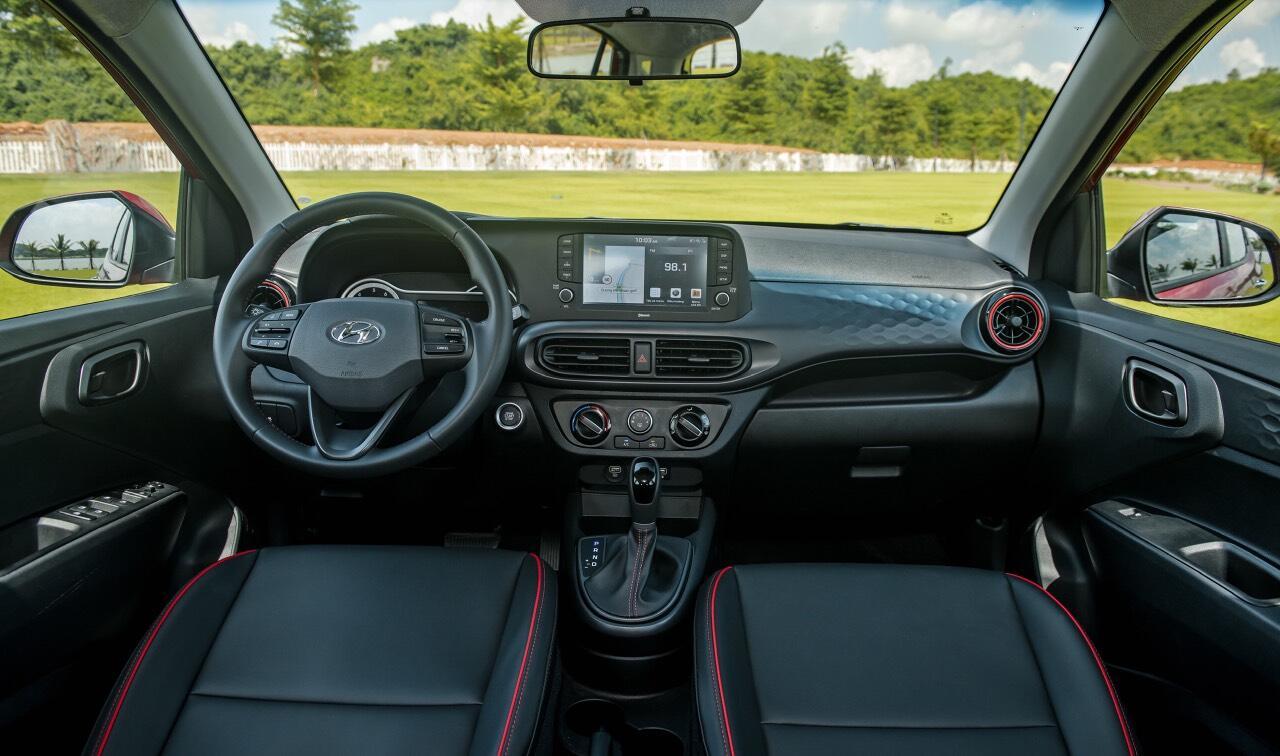 Hyundai Grand i10 1.2 MT 2021