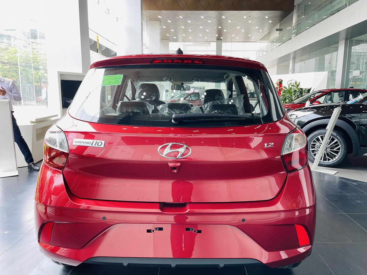 Hyundai Grand I10 Hatchback 1.2 MT Tiêu chuẩn 2021