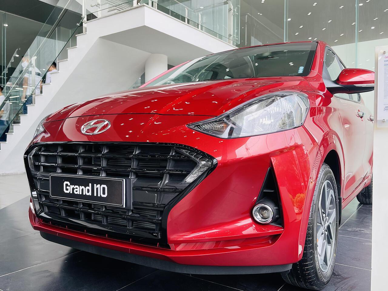 Hyundai Sedan I10 1.2 AT 2021
