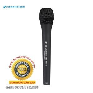 Sennheiser MD46 - Cardioid Handheld Dynamic ENG Microphone ■ Mfr # MD46
