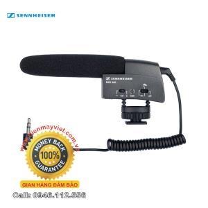 Sennheiser MKE 400 Compact Video Camera Shotgun Microphone ■ Mfr # MKE400