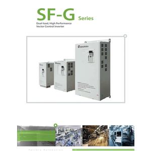 SF-040-22K/18.5K-G , Sửa Biến tần Series SF-G , Biến tần Shihlin SF-040-22K/18.5K-G
