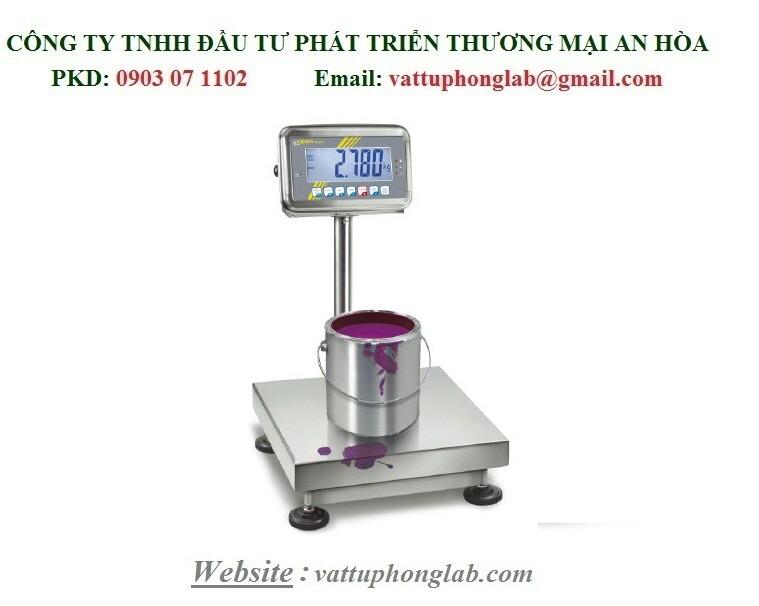 CÂN KỸ THUẬT ĐIỆN TỬ 100kg : 10g MODEL:SFB 100K10HIP