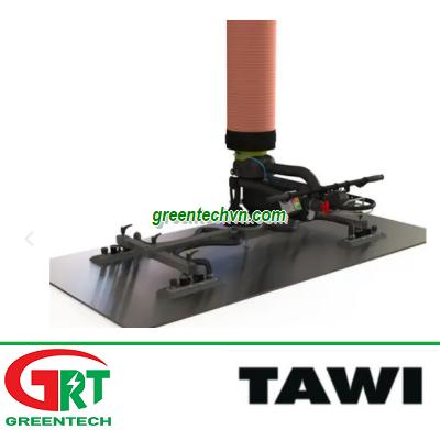 Cardboard box vacuum tube lifter | Hộp các tông nâng ống chân không | Tawi Việt Nam