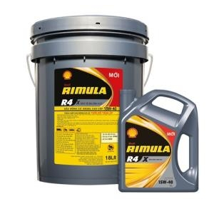 SHELL Rimula R4x 15W40 CI4/SL