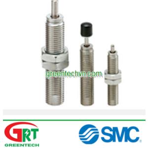 Shock absorber / pneumatic 4 - 25 mm | RJ series |SMC Pneumatic | SMC Vietnam