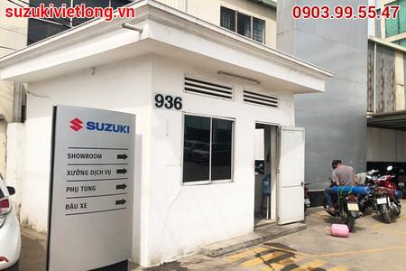 Showroom Suzuki Củ Chi