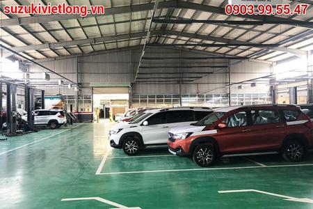 Showroom Suzuki Hồ Chí Minh - Suzuki Sài Gòn