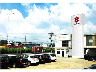 Showroom Suzuki Việt Long   Đại lý xe ô tô Suzuki lớn nhất Sài Gòn ở Quận 12