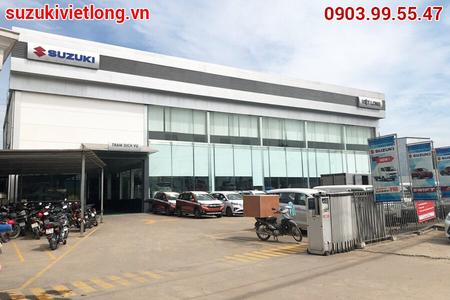 Showroom Suzuki Việt Long - Suzuki Quận 12