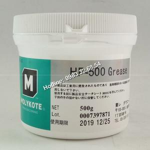 Siêu phẩm bôi trơn mỡ Molykote HP-500