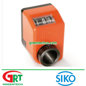 Siko DA02 | Position indicator / digital / hollow-shaft | Bộ chỉ báo vị trí Siko DA02 | Siko Vietnam
