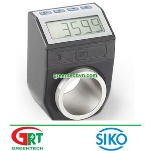Siko DE10P| Position indicator / digital / hollow-shaft | Bộ chỉ báo vị trí Siko DE10P| Siko Vietnam
