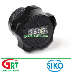 Siko DK01| Núm xoay hiện thị vị trí | Mechanical control knob with position indicator | Siko Vietnam
