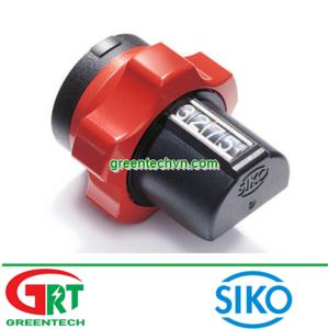 Siko DK02| Núm xoay hiện thị vị trí | Mechanical control knob with position indicator | Siko Vietnam