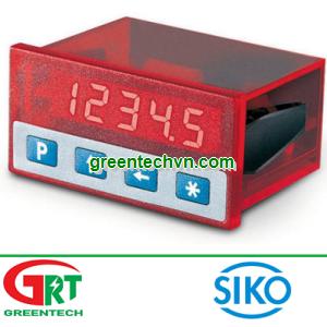 Siko MA506 | LCD display / 5-digit / 7-segment | Màn hình hiển thị Siko MA506 | Siko Vietnam