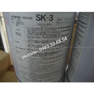 Mỡ bôi trơn HARMONIC GREASE SK-3 (A98L-0040-0110)
