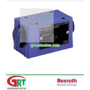 SL 6 | Rexroth | Van một chiều | check valve | Rexroth ViệtNam