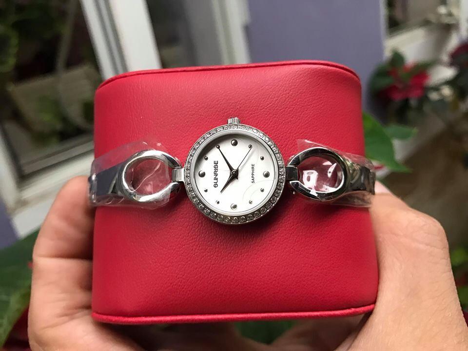 Đồng hồ lắc nữ sunrise sl675sxa - sst chính hãng