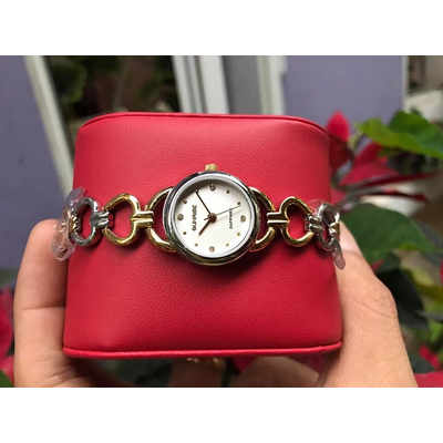 Đồng hồ lắc nữ sunrise sl680swa - skt chính hãng