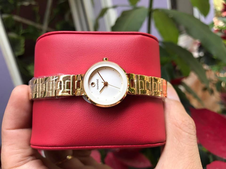 Đồng hồ lắc sunrise 9929sa - kt chính hãng