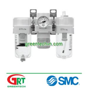 SMC AC40-04G-A | Bộ lọc khí nén SMC AC40-04G-A | Air Filter SMC AC40-04G-A