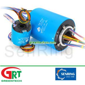 SNH180 | SNH200 | Senring | Vành trượt điện điều khiển | Capsule slip ring | Senring Vietnam