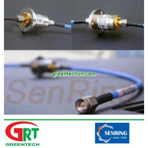 SNHF01 | Slipring | Vành trượt truyền tín hiệu tần số cao | High frequency rotary | Senring Vietnam