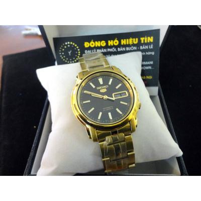 Đồng hồ nam tự động chính hãng Seiko 5 SnkL88k1
