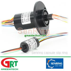SNM022 | SNM025 | Senring | Vành trượt điện điều khiển | Capsule slip ring | Senring Vietnam