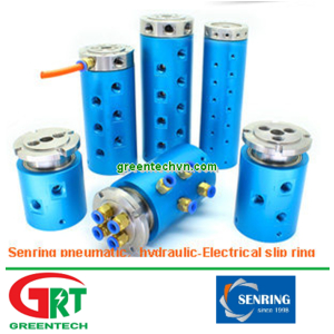 SNQ01   Senring   Vành trượt, khớp xoay khí nén     pneumatic,hydraulic-Electrical Slipring