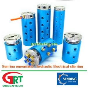 SNQ08   Senring   Vành trượt, khớp xoay khí nén     pneumatic,hydraulic-Electrical Slipring