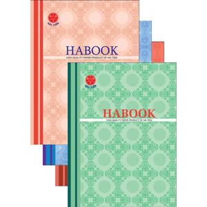 Sổ bìa cứng Habook
