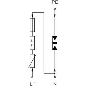 Chống sét lan truyền OBO V20-C1+NPE-280